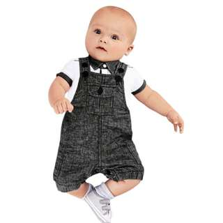 0-24M baby boy clothes Romper style