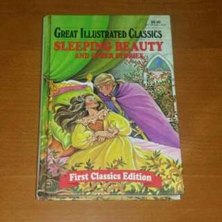 Great Illustrated Classics Sleeping Beauty And Other Stories Book
