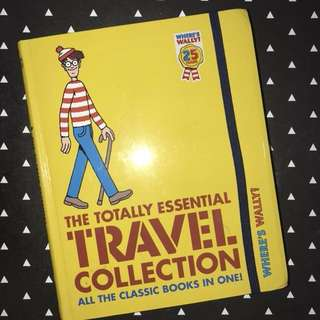 [Reprice] Where's Wally? The Totally Essential Travel Collection