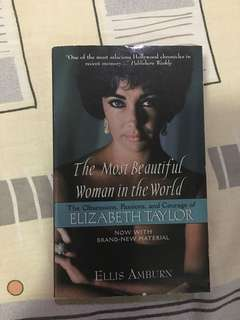 The Obsessions, Passions, and Courage of Elizabeth Taylor by Ellis Amburn