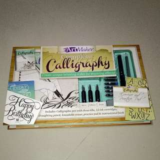 Art Maker Complete Calligraphy