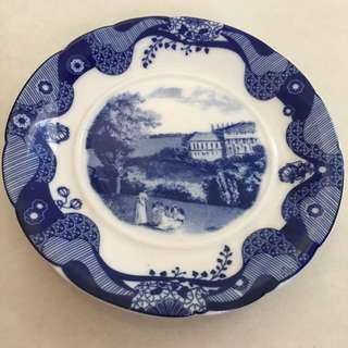 Fine Porcelain Hand Painted Miniature Plate Collections