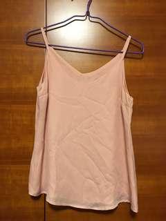 Cami pink saffron