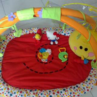 Indoor & outdoor play mat