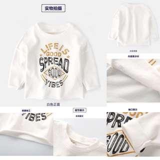 Baby Long Sleeve Shirt/T-shirt/T
