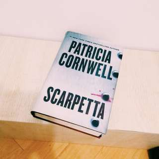 [RESERVED] Scarpetta by Patricia Cornwell