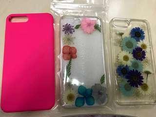 [買二送一]乾花電話殼 - Iphone 7Plus
