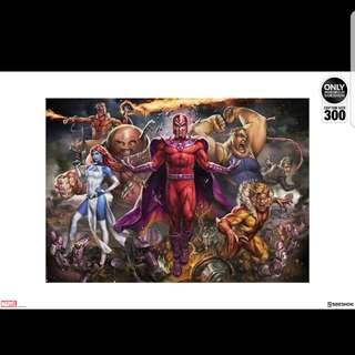 Sideshow Artprint Magneto