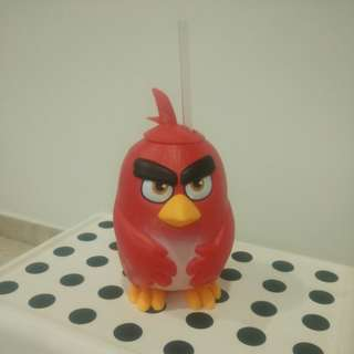 Angry Bird Terence Water Bottle