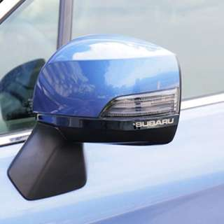 Subaru Forester,Outback,XV or Legacy Side Mirror Cover Trimming