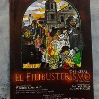 El Filibusterismo with English version