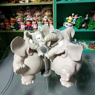 parastone 大象擺飾藝品