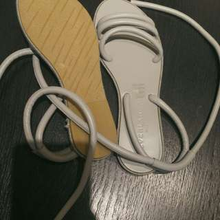 Everlane knot sandle 涼鞋