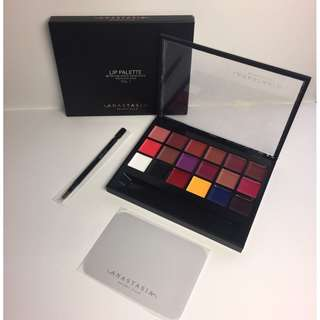 Anastasia Beverly Hills Pro-Lip Palette Vol. 100% NEW & Genuine