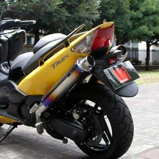 Yamaha T-Max500,08~11款日本忠男孖喉