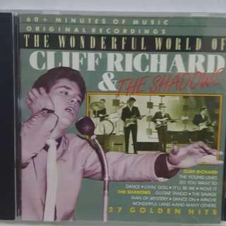 Cd English Cliff Richard