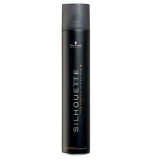 Schwarzkopf Professional Silhouette Super Hold Hairspray 350ml