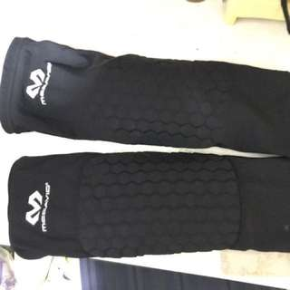 Original Black McDavid Hex Pads Used 3x negotiable