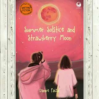 ebook - Summer solstice and strawberry moon