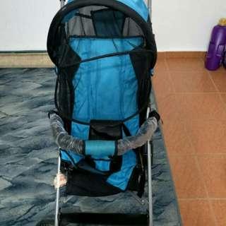 Urgent nak letgo stroller