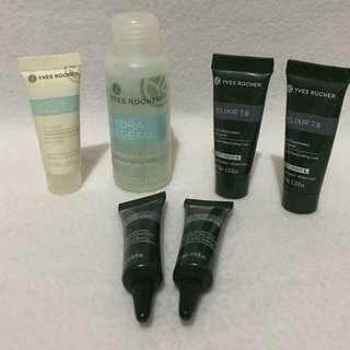 Yves Rocher Skin Care Bundle