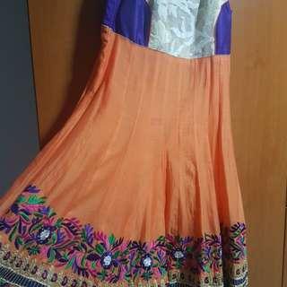 Indian punjabi suit