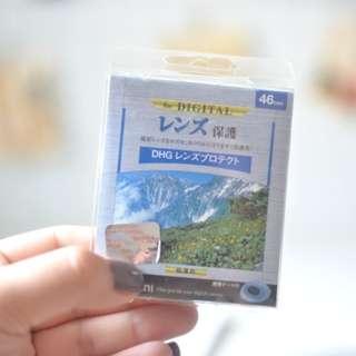 【全新現貨】日本 MARUMI Lens Protect 保護鏡/濾鏡(46mm)–PANASONIC 20mm f1.7鏡頭可用