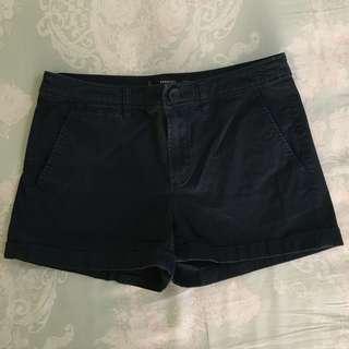 Mango short pants (dark blue)