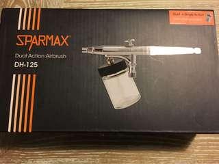 Sparmax DH-125 Airbrush+hanger
