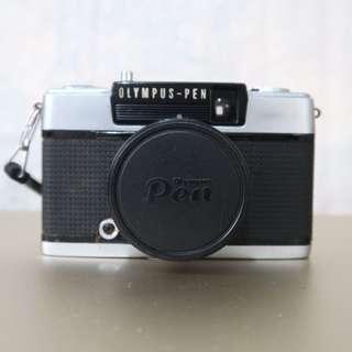 Olympus Pen EES-2 Half Frame Camera
