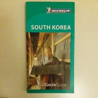 South Korea Travel Guide Book