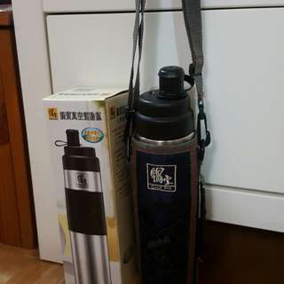 🚚 鍋寶保溫瓶(附保溫背帶