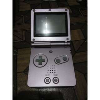 For sale Gameboy Advance SP (AGS-001) Unit Only