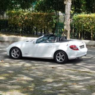 Mercedes SLK200 for Short / Long Term Rental