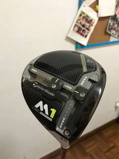 Looking to trade TM M1 2017 driver with Ping G400