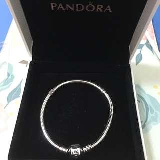 Pandora9成新蛇鏈