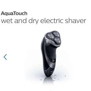 BNIB AT940 Aquatouch Wet and Dry Electric Shaver by Philips