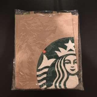 星巴克 Starbucks 帆布提袋
