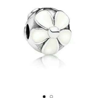 Authentic Pandora Daisy Clip/Charm