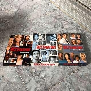 Grey's Anatomy DVD