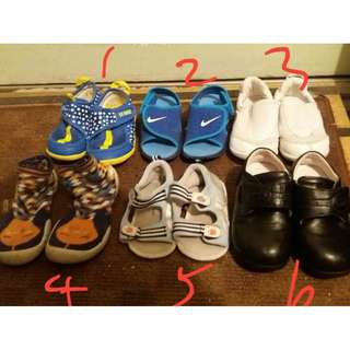 Kids shoes, sandals 2~3 yrs old