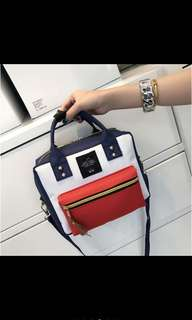 Inspired anello mini sling bag