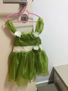 Girls party dress 2-3 years old