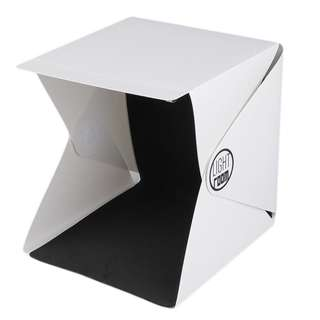 Brand New Photography Box Kit with Led Light photo taking studio room tent for food fashion product