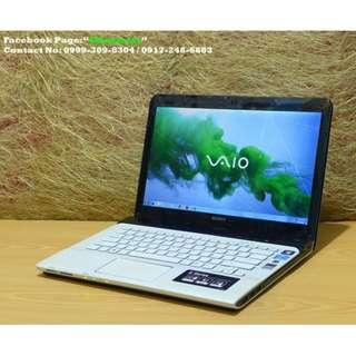 Sony Vaio Sve14112EGW Series Laptop