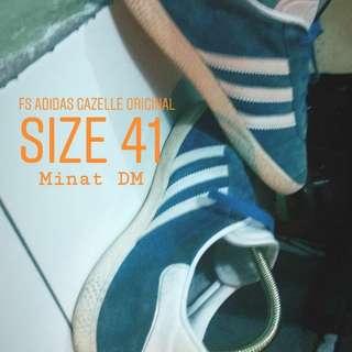 Sepatu original adidas gazelle