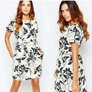 FREE SIZE FIT TO LARGE  ☑KOREAN DRESS ☑SILK FABRIC  ORDER NOW!!