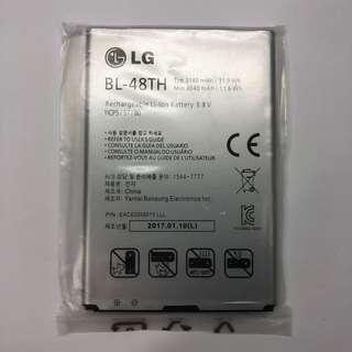 原裝 BL-48TH LG Optimus G Pro F240 S / K 電池 3140 Mah battery