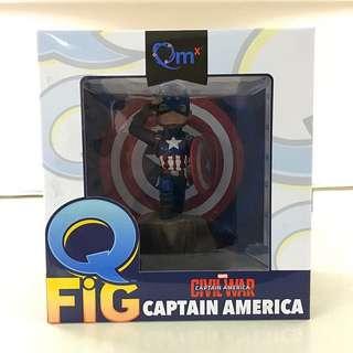 Q Fig - Captain America