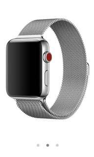 42mm Apple Watch Milanese Loop - Authentic